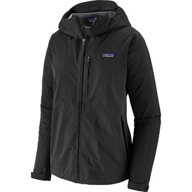 Patagonia Rainshadow Jas Dames, black